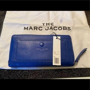 Large Full-size Mark Jacobs wallet
